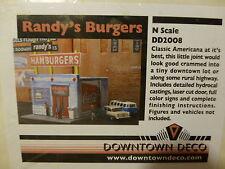 Downtown Deco N #2008 Randy's Burgers