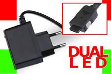 caricabatteria da Casa per  SAMSUNG E100 E300 E310 E330 E340