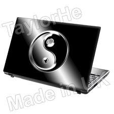 "15,6 ""Laptop piel cubierta Sticker Decal Ying Yang Chinos"