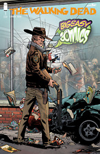 The Walking Dead #1 - 15th Anniversary Big Easy Comics Variant PRE-SALE
