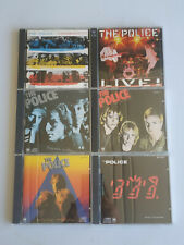 6 albums The Police ( CD )