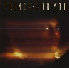 PRINCE - FOR YOU CD POP 9 TRACKS NEW+
