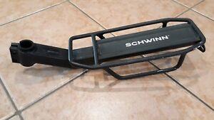 *NICE* Schwinn Deluxe Bike Rack, Alloy, Rear seat post mount 20lbs *LIGHTWEIGHT*