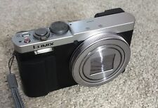 Panasonic TZ70 3 Inch 12MP 30x Zoom Compact 1080p 4x Digital WiFi Camera Silver