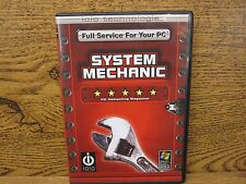 IOLO System Mechanic 3 2001 For PC Works With Windows 95, 98, NT, 2000, ME, XP