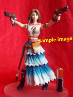 "SEALED! YUNA FINAL FANTASY X-2 PLAY ARTS ACTION FIGURE H7"" 18cm UK DESPATCH"