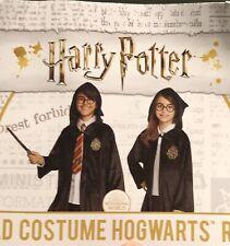 Harry Potter Child Kids Costume Robe Dress Up Unisex Size Medium 7/8 Halloween