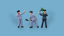Modelscene 5082 OO Gauge Loco Crew and Guard