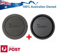 Rear Body Lens Caps for Sony FE E Mount Lens Alpha A6300 A7r III ALC-B1EM R1EM