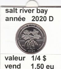 e 4 ) salt river bay  2020 D  voir description
