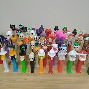 Various Holiday Pez - Choose from Menu - $4.50 Flat Shipping Rate Unlimited