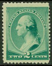 EDW1949SELL : USA Scott #213 Fresh. Mint Original Gum Hinged. Catalog $40.00.