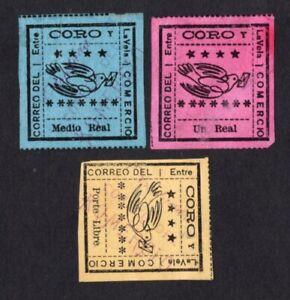 Venezuela Coro 1903 stamps Mi#? MNG RARE! R!R!R!