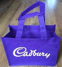 Purple Cadbury Tote Gift Bag With Logo