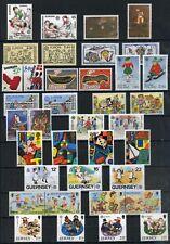 Europa cept year set 1989 Complete jaargang incl blokken - Cataloguswaarde € 234