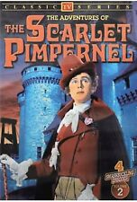 Adventures of the Scarlet Pimpernel, The - Volume 2 (DVD, 2007) NEW!