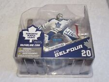 McFarlane NHL Series 8 Ed Belfour Toronto Maple Leafs Action Figure