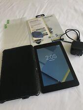 Asus Google Nexus 7 (1st Generation) 16GB Wi-Fi tablet- Black**(ME370T)
