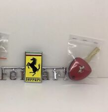 Lotto ,scritta ,Key Ferrari 458 ,Logo ,emblema badge ceramica