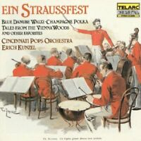 Cincinnati Pops Orchestra and Erich Kunzel - Ein Straussfest [CD]