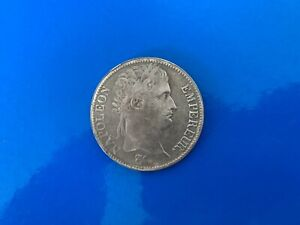 France 5 Francs 1810 A Napoleon I