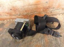 MERCEDES CLASE C W203 Delantero Derecho Lado Der. Cinturón De Seguridad Negro