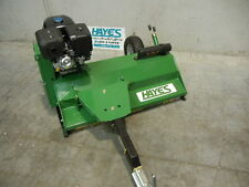 HAYES TOW BEHIND ATV FLAIL MULCHER / MOWER WITH 15HP ENGINE (QUAD)