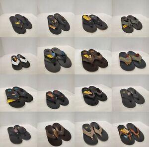 REEF Men's Flip Flop Fanning/ Fanning Prints/ Fanning Leather/ Rover