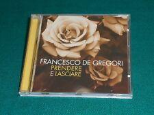 Francesco De Gregori – Prendere E Lasciare