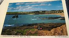 United Kingdom Thurlestone and South Milton Sands Bigbury Bay Devon 2DC482 John