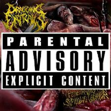 DRAGGING ENTRAILS - Penetrating Her Syphilic Cadaver Kraanium Katalepsy Lividity