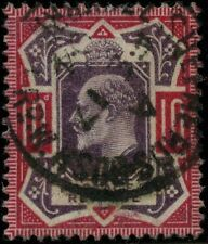 Great Britain 1902 stamps definitive USED SG 254 CV $78.00 170708108