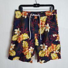 fcfc998b3e BANANA REPUBLIC Men's Floral Swim Board Shorts Trunks Size 32 - TPC15P