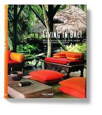 LIVING IN BALI by Anita Lococo (HB 2005) Architecture, Design - LIKE NEW!