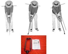 NEW Medicus GOLF Training Aid--Dual-handle Putter trainer---Swing Path Trainer