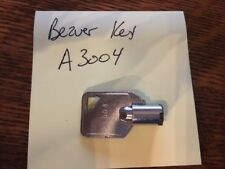 A 3004 Key For Beaver Gumball Candy Toy Vending Machine Lock Code A3004 A 3004