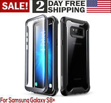 Samsung Galaxy S8 Plus Case Protective Cover Screen Protector Full Body Rugged