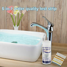 50x Chlorine Dip Test Strips Hot Tub LAY-Z-SPA Swimming Pool PH Tester Paper /6