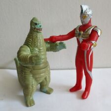 2005 ultraman fighting red king godzilla mini figure jointed arms xmas village