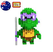 LOZ BLOCK NINJA TURTLE Donatello Micro Mini Building Lego Nano Block Nanoblock