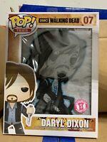 Funko Pop Tees #07 The Walking Dead , Daryl Dixon Women's T-shirt Size Small New