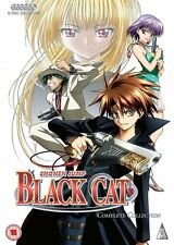Black Cat Complete Series Collection DVD ANIME Region 2 MVM