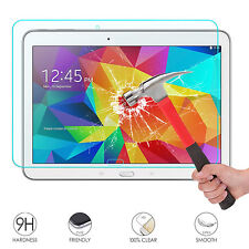 "For Samsung Galaxy Tab 4 10.1"" T530 Tempered Glass 9H Screen Protector GL"