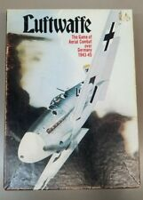 Avalon Hill Luftwaffe WWII Aerial Combat Military War Game 1971 Bookcase