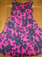 BNWT ladies M&Co pink & blue dress. RRP £49. Sz 14         (2/1)