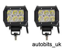 2 piezas 18w 12v 24v LED Reparación Foco Luz John Deere VALTRA Fendt gato