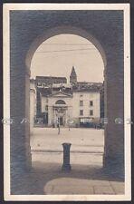 SLOVENIA Slovenija PIRANO 30 PIRAN ISTRIA Cartolina FOTOGRAFICA 1913