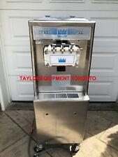 2013 single phase AIR COOL TAYLOR 791-27 Frozen yogurt soft Ice Cream Machine
