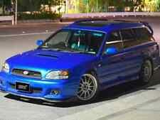 Subaru Legacy B4 K2gear front splitter
