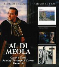 Al di Meola - Cielo E Terra / Soaring Through a Dream [New CD] Al di Meola - Cie